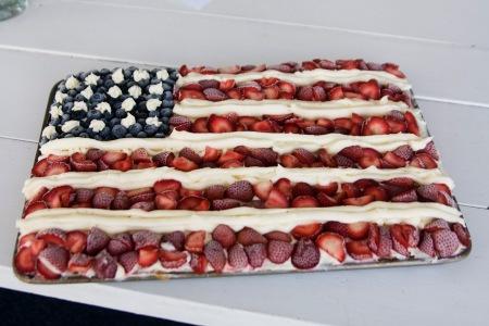 4th cake