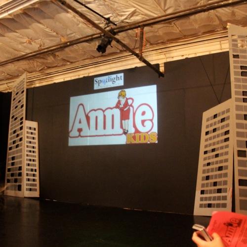 annie spotlight