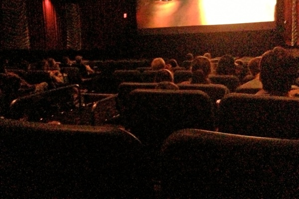 crowded theater