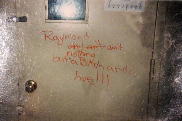 raymond aint