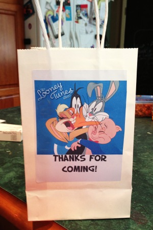 looney tunes bag1