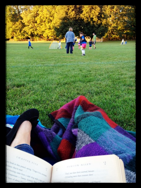 9.17 first soccer practice