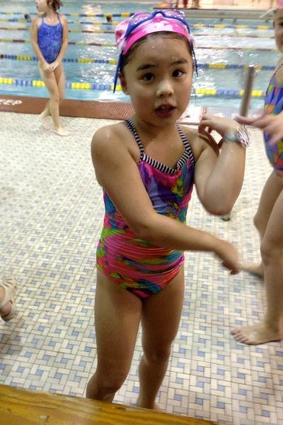 9.18 swimmer girl