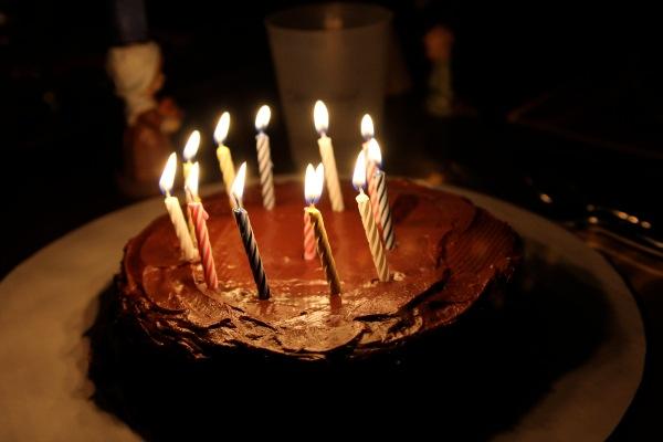 bday cake me