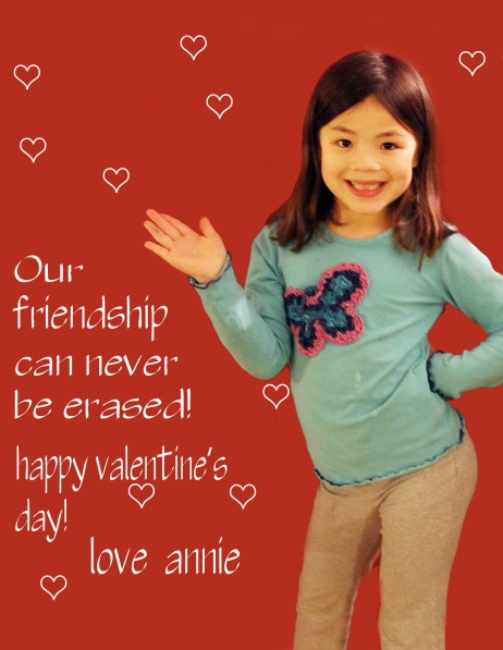 annie's valentine 2014