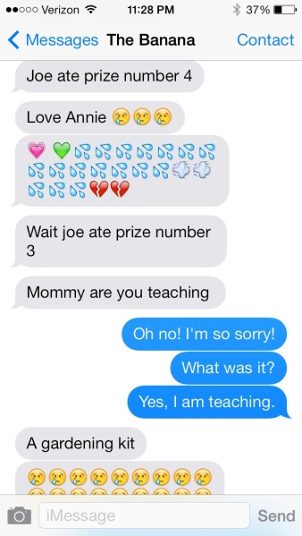 st pat's text