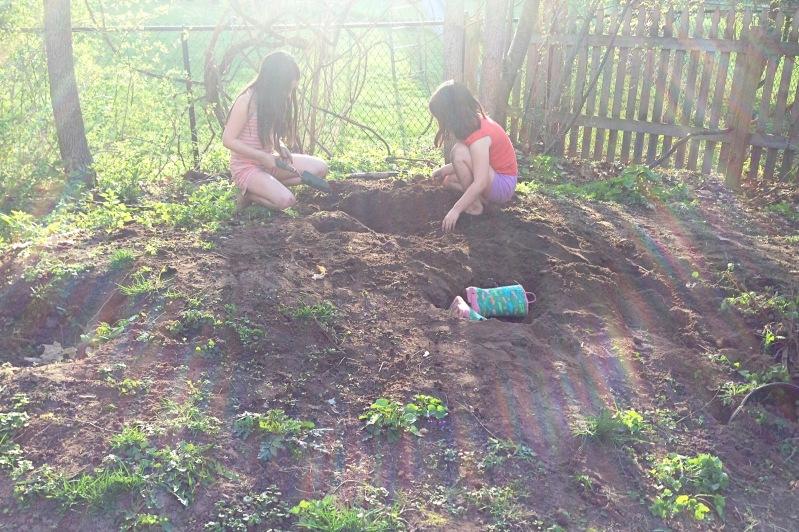 kickass digging