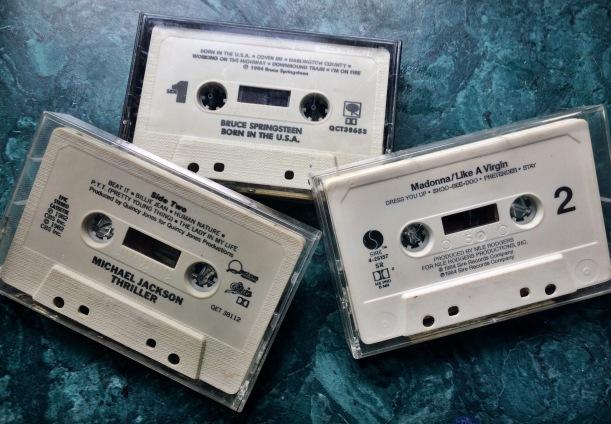 decluttering cassettes