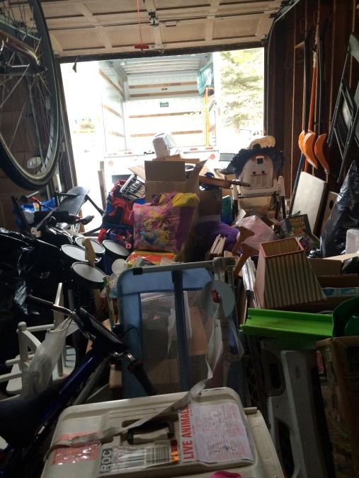 decluttering garage2