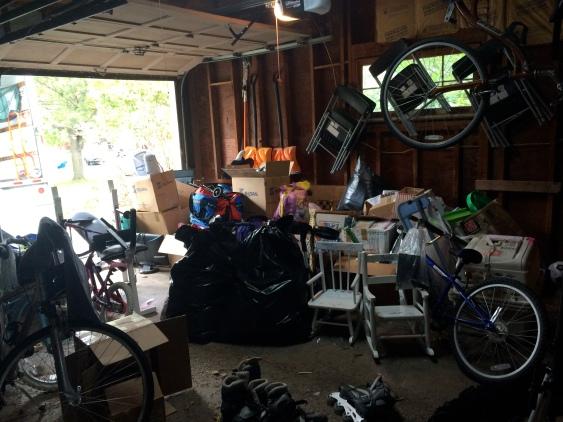 decluttering garage3